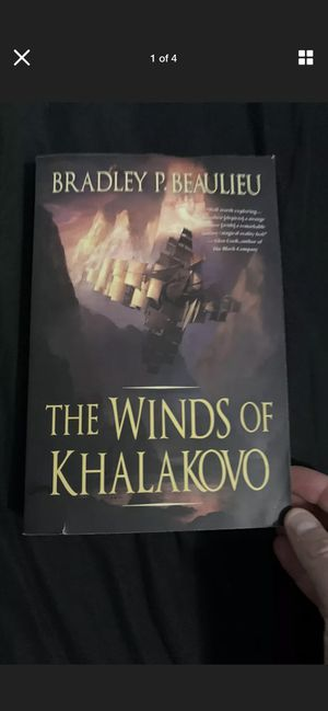The Winds of Khalakovo by Bradley Beaulieu for Sale in Chicago, IL