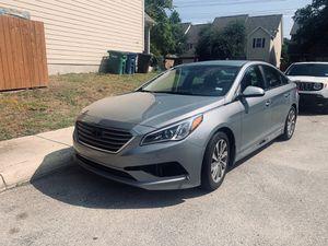 Hyundai sonata sport for Sale in San Antonio, TX