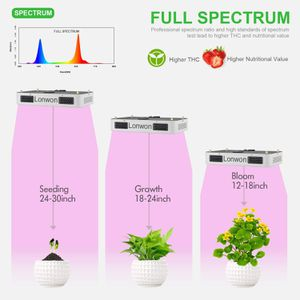 1000w LED Growing Light for Indoor Plants for Sale in Torrance, CA