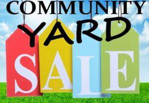 Community yard sale for Sale in Corona, CA