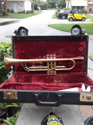 TRUMPET (King Cleveland 600 USA) for Sale in US