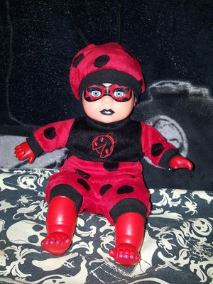 Lady Bug baby doll for Sale in Lakebay, WA