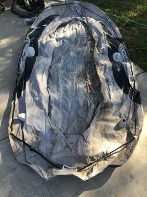 Aqua marine inflatable boat for Sale in Fullerton, CA