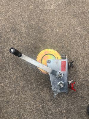 Hand winch for Sale in Tacoma, WA