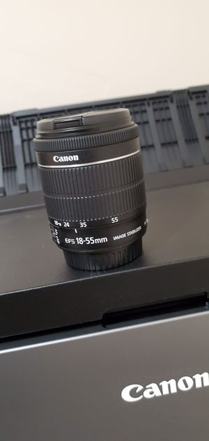 Canon 18-55mm for Sale in Carlsbad, NM