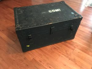Military Storage Trunk for Sale in Tampa, FL