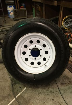 New never used 6 Lug trailer Wheel & Tire for Sale in Gladewater, TX