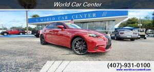 2015 Lexus IS 250 for Sale in Kissimmee, FL