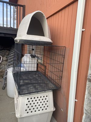 Dog crate for Sale in Wenatchee, WA