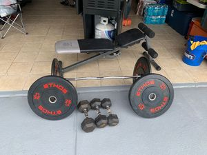 Weight set for Sale in Clearwater, FL