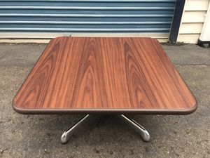 Very Heavy Steelcase Coffee Table for Sale in Kirkland, WA