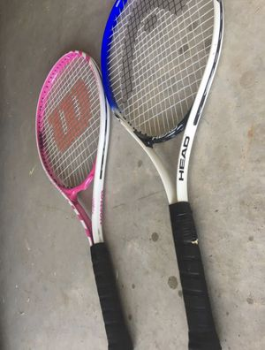 Tennis rackets for Sale in Edmond, OK