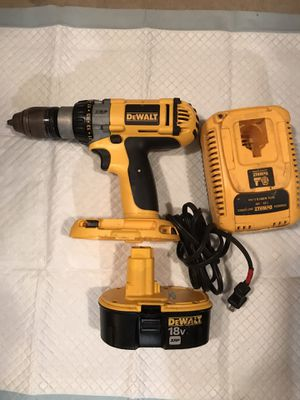18V XRP Drill/Drive. for Sale in Andover, MA