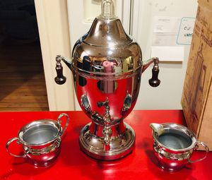 Antique Silver Percolator for Sale in Arvada, CO