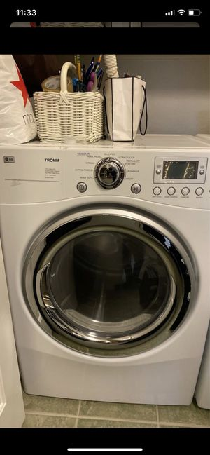LG Tromm dryer for Sale in Coppell, TX