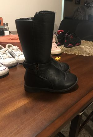 Girl riding boots for Sale in Eugene, OR