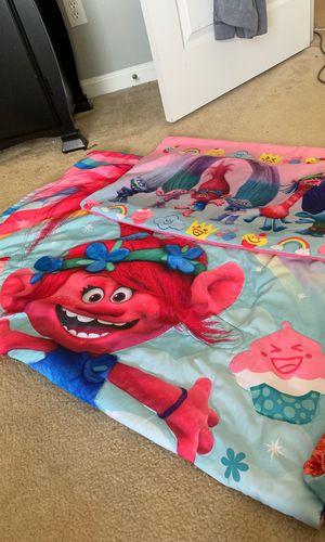 Toddler comforter, sheets, pillow case for Sale in Fairburn, GA