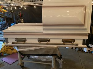Coffin for sale for Sale in West Covina, CA