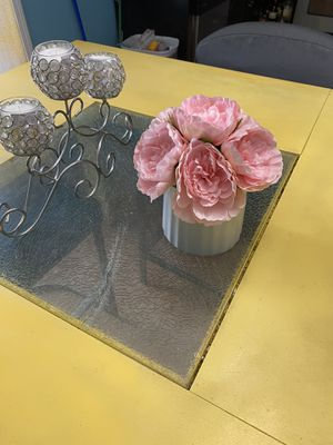 Yellow table for Sale in FAIRMOUNT HGT, MD