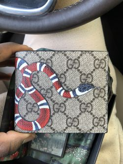 Gucci wallet snake for Sale in Silver Spring,  MD
