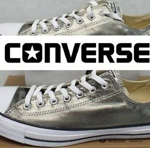 NWT Converse All Stars Metallic Herbal size 11 for Sale in Orlando, FL