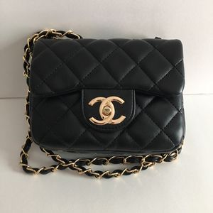 Chanel Black leather bag brand new for Sale in New York, NY