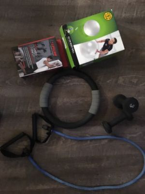 Home workout equipment for Sale in Dallas, TX