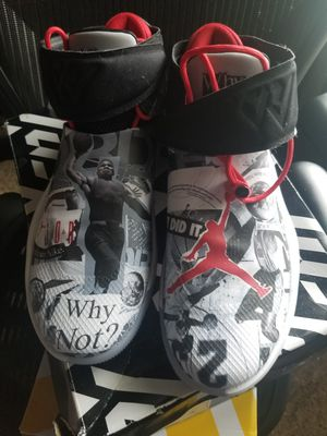 Jordan Why Not Zero.1 mirror size 10.5 for Sale in Livermore, CA