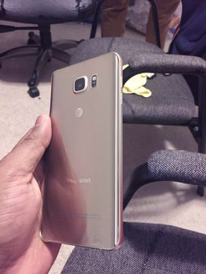 "Samsung Galaxy Note 5,, ""Factory Unlocked Condition Excellent"" (Like Almost New) for Sale in Springfield, VA"