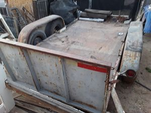 TRAILER PROJECT WITH TITLE for Sale in Glendale, AZ