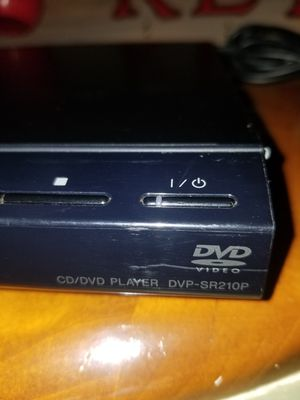 Sony DVD player for Sale in Riverview, FL