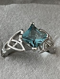 Alexandrite Ring Nordic STYLE Size 6 for Sale in Goodyear,  AZ