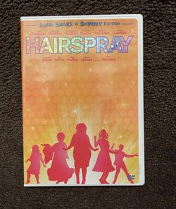Hairspray - Shake And Shimmy Edition DVD 2007 With 2 Discs for Sale in Chapel Hill,  NC
