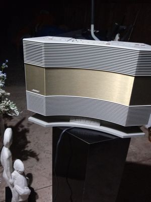 Bose Acoustic Wave Stereo System for Sale in Hemet, CA