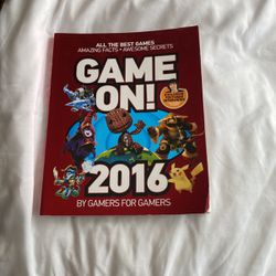 Used GAME ON 2016 for Sale in South Gate,  CA