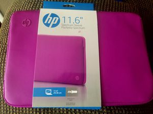 HP LAPTOP 11.6 INCHES SLEEVES $5 EACH for Sale in Glendale, AZ
