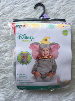 Brand new Disney Dumbo Costume for Sale in Perris, CA