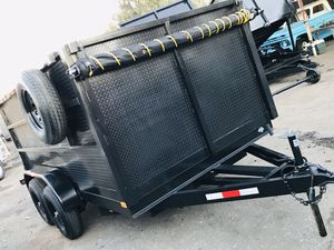 2019 Dump Trailer For Sale ! for Sale in Oceanside, CA