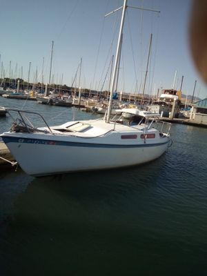 1986 mc greger sale boat 27 ft for Sale in Stockton, CA