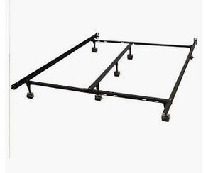 Metal bed frame - adjustable for Sale in Denver, CO