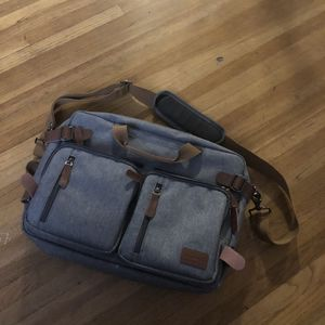"Laptop Bag - For 15"" - Shoulder x Backpack for Sale in Anaheim, CA"