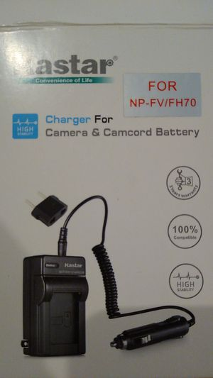 Charger for camera & camcorder battery for Sale in City of Industry, CA
