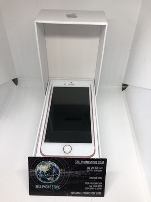 Apple iPhone 7 128gb Rose Gold Unlocked for Sale in Seattle, WA