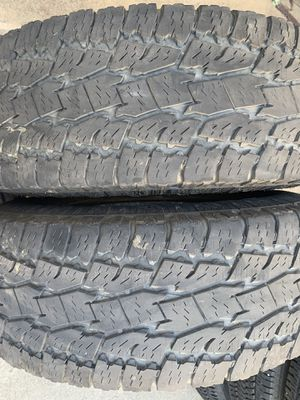 31x10.50-15 Toyo Open Country tires $60 for Sale in Galt, CA