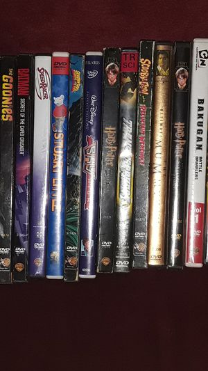 13 Kids movies for movie night for Sale in Atlanta, GA