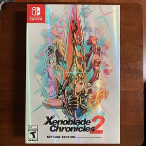 Xenoblade Chronicles 2 Special Edition Nintendo Switch Brand New & Sealed! for Sale in Westminster, CA