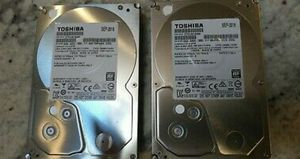 "Toshiba 2TB Hard Drive - 3.5"" 7200 RPM SATA - New Pull for Sale in North Springfield, VA"