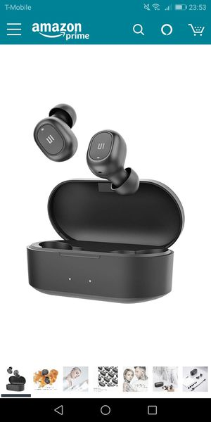 Wireless Bluetooth earbuds- new for Sale in Naperville, IL