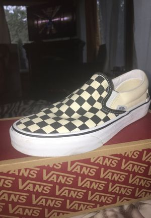 Checkered Vans for Sale in Maple Heights, OH