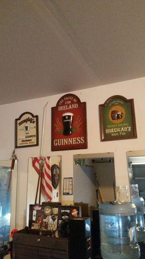 Beer signs for Sale in Manteca, CA